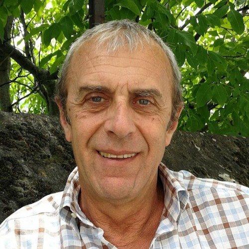 Giorgio Tubere medico palliativista, specialista in terapia del dolore, psico-oncologo