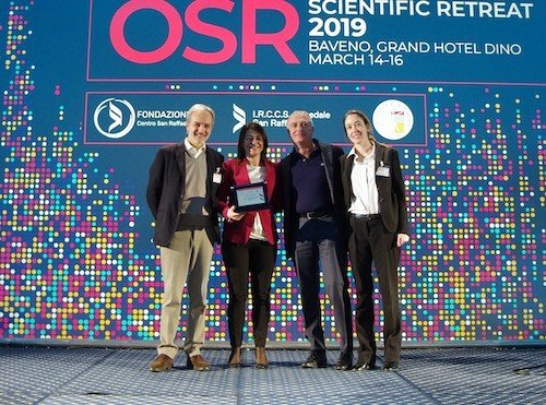Gregorc Vanesa Best Clinical Paper 2018 San Raffaele