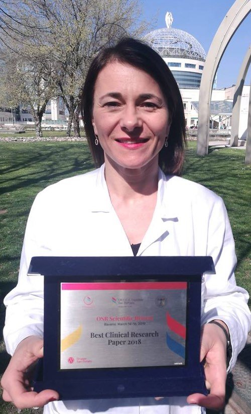 Vanesa Gregorc Best Clinical Research 2018